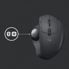로지텍 MX ERGO 무선트랙볼 마우스
