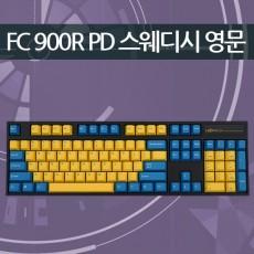 레오폴드 FC900R PD 스웨디시 블랙 영문 클리어(백축)