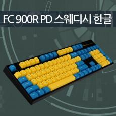레오폴드 FC900R PD 스웨디시 블랙 한글 넌클릭(갈축)