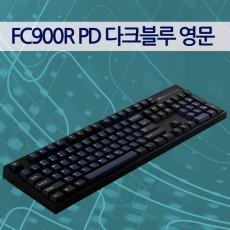 레오폴드 FC900R PD 다크블루 영문 클릭(청축)