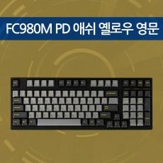 FC980M PD 애쉬 옐로우 영문 클릭(청축)